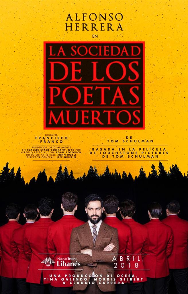 La Sociedad de los Poetas Muertos (2018)