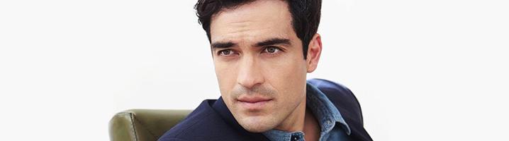 Alfonso Herrera, o escolhido para a glória