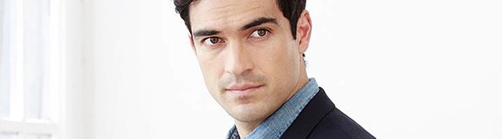 "Alfonso Herrera interpreta a Ramón Mercader en ""El Elegido"""