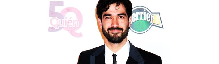 Alfonso Herrera entre los 8 talentos mexicanos destacados del 2015
