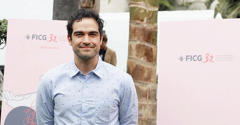 Alfonso Herrera reconocido como Queer Icon en Guadalajara