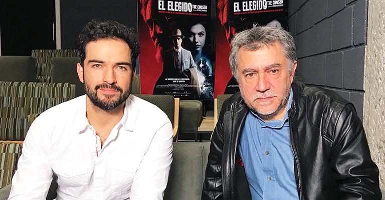 Llega El Elegido a Netflix y Cineteca