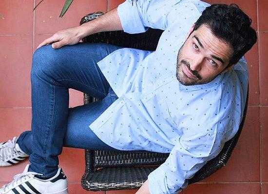 Alfonso Herrera lamenta o cancelamento de Sense8