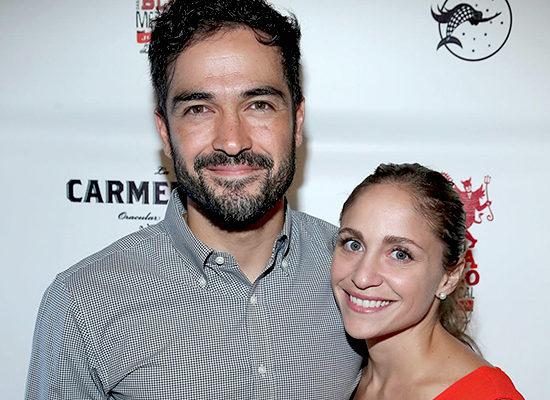 "Alfonso Herrera opens his restaurant ""La Carmencita"" in Los Angeles"