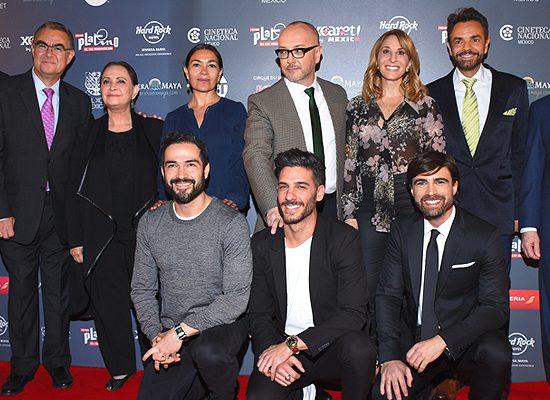 Presentación de nominados a los Premios Platino 2018